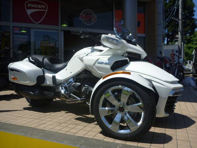 BRP can-am SPYDER F3 LIMITEDの画像(宮城県