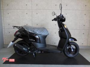 スズキ/レッツ 2020年最新モデル ヘルメット U時ロック付き