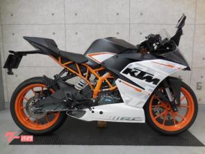 KTM/RC250  ABS