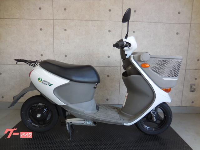 スズキ e-Let's 電動スクーターの画像(福島県