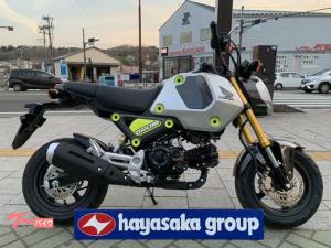 ホンダ/グロム2021年モデル