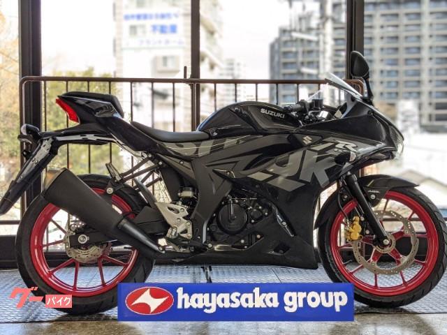 スズキ GSX-R125の画像(宮城県