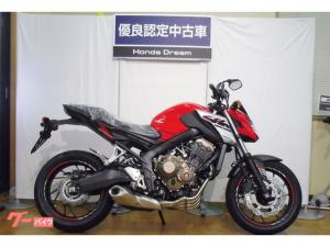 ホンダ/CB650F