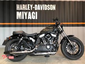 HARLEY-DAVIDSON/XL1200X フォーティエイト