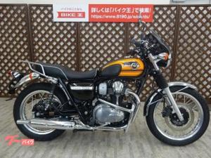 カワサキ/W800 FAINALEDITION 純正オプションエンジンガード