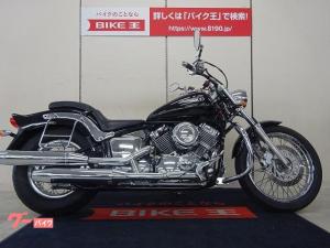 ヤマハ/ドラッグスター400 インジェクション 大型エンジンガード