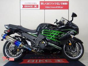 カワサキ/Ninja ZX-14R ABS STRAIKERマフラー