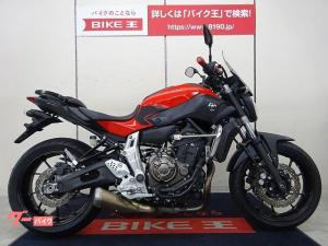 ヤマハ/MT-07 2014年モデル エンジンガード