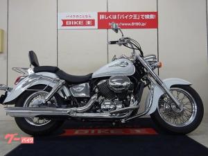 ホンダ/シャドウ400 2004年モデル 大型エンジンガード