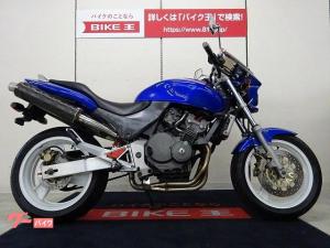 ホンダ/HORNET 1999年モデル SP忠雄スーパーコンバットマフラー ビキニカウル