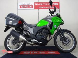 カワサキ/VERSYSーX 250ABS 2017年モデル GIVIリアキャリア パニア