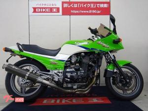 カワサキ/GPZ900R 2001年モデル マレーシア仕様 A14 NOJIMAマフラー ハンドルカスタム