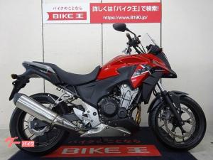 ホンダ/400X 2013年モデル グリップヒーター