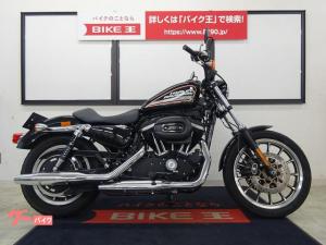 HARLEY-DAVIDSON/XL883R インジェクション ソロシート