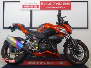 カワサキ/Z250 2014年モデル MORIWAKIマフラー ACTIVEリアフェンダーレスKIT