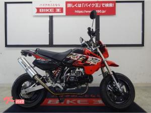 カワサキ/KSR110 2007年モデル TAKEGAWAマフラー