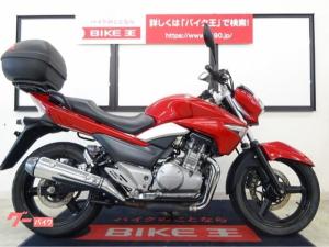 スズキ/GSR250 2012年モデル GIVIリアBOX