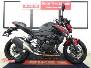 カワサキ/Z250 2019年モデル 純正オプションエンジンスライダー