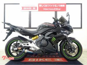 カワサキ/Ninja 400R ワンオーナー OHLINSリアサスペンション BEETマフラー