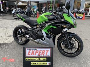 カワサキ/Ninja 400 EX400E 1オーナー車 No2883