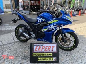 スズキ/GIXXER SF 150 ABS 1オーナー No2893