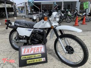 スズキ/TS185ER 空冷2サイクルエンジン 日本生産 南米仕様 No2990