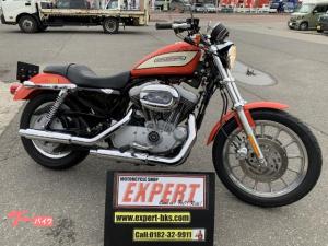HARLEY-DAVIDSON/XL1200R キャブレターモデル モーターステージマフラー スクリーミンイーグルエアクリーナー No3023