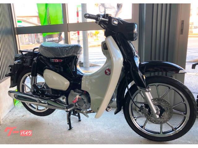 ホンダ スーパーカブC125の画像(秋田県