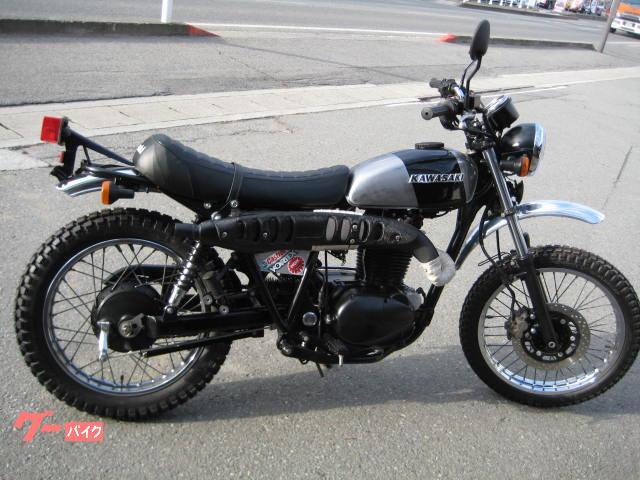 カワサキ 250TR オリジナルカスタムの画像(山形県