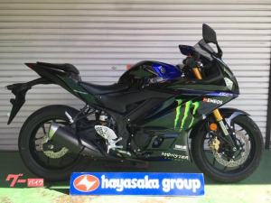 ヤマハ/YZF-R25MonsterEnergyYamahaMotoGPEdition