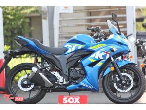 スズキ/GIXXER SF 150 国内未発売モデル