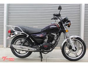 ホンダ/LY125Fi 国内未発売モデル
