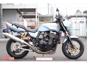 カワサキ/ZRX1100 月木フルエキ オーリンズRサス装備