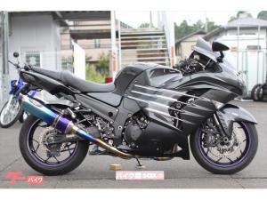 カワサキ/Ninja ZX-14R  正規BRIGHT東南アジア仕様 BEETフルエキ