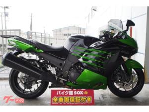 カワサキ/Ninja ZX-14R リアキャリア装備