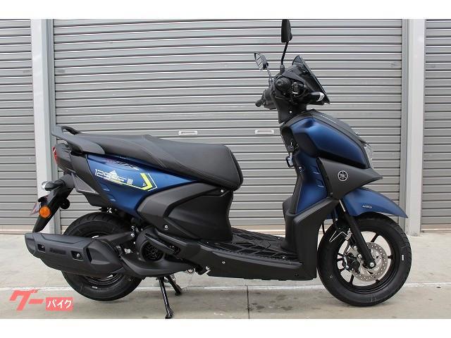 ヤマハ シグナスRAY ZR 125 インジェクション 国内未発売モデルの画像(宮城県
