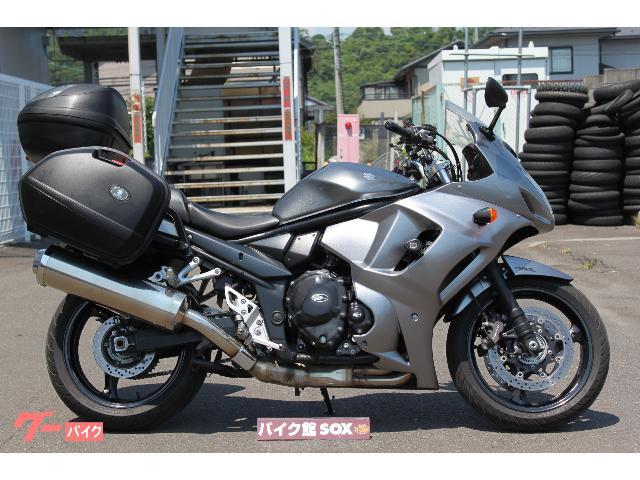 スズキ Bandit1250F ABS 2011年モデル トリプルパニアの画像(宮城県