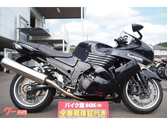 カワサキ ZZ-R1400 2008年モデルの画像(宮城県