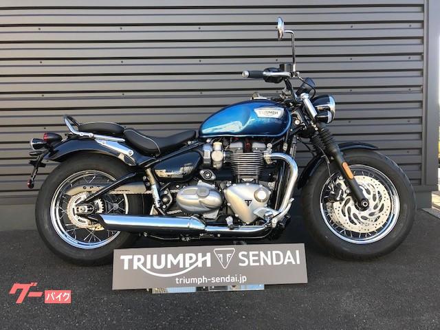 TRIUMPH ボンネビル スピードマスターの画像(宮城県