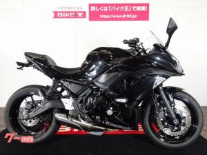 カワサキ/Ninja 650 ABS フェンダーレスKIT装備