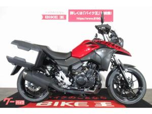 スズキ/V-ストローム250 ABS 純正サイドパニア