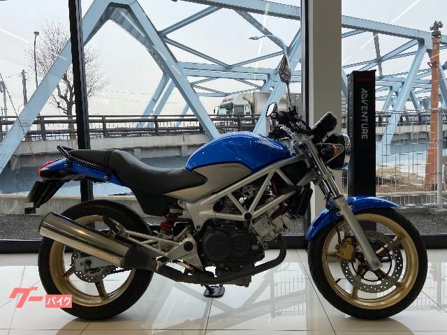 ホンダ VTR250 FI タイヤ新品の画像(福島県
