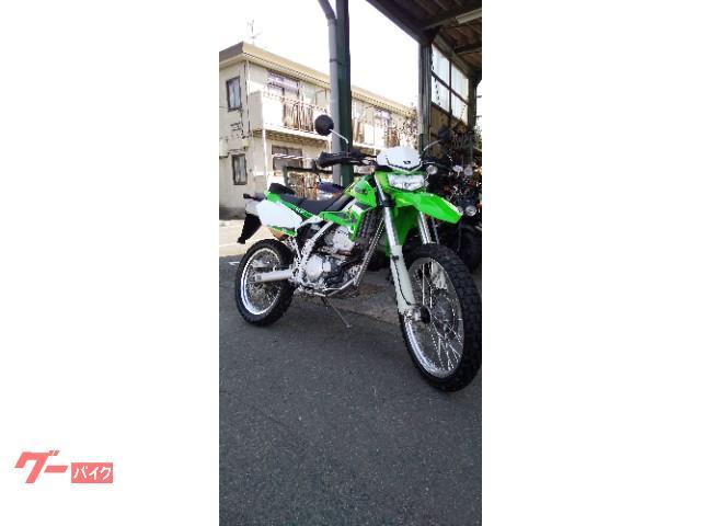 カワサキ KLX250の画像(岩手県