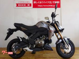 カワサキ/Z125PRO フルノーマル 2016年モデル バッテリー新品 右ミラー新品