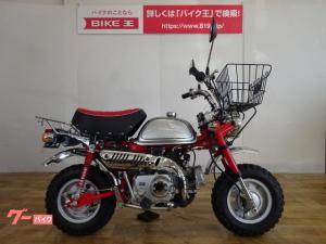 ホンダ/モンキー 2012年モデル 低走行!フロントバスケット装備!!