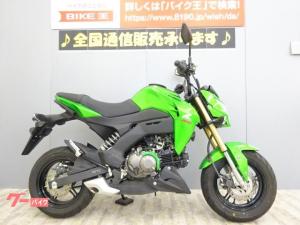 カワサキ/Z125PRO 2016年モデル エンジンアルミカバー フルノーマル