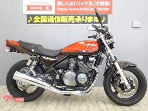 カワサキ/ZEPHYRχ ゼファー400KAI ファイナルエディション 2008年モデル 火の玉 サイドミラー ハンドルカスタム