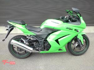 カワサキ/Ninja 250R ニンジャ250R ライムグリーン ノーマル仕様 EX250K 2009年式