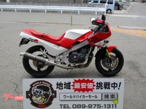 スズキ/GSX-R400 ヨシムラマフラー