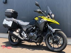 スズキ/V-ストローム250 ABS トリプルラゲッジシステム